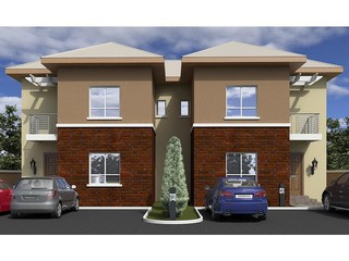 3 Bedroom semi-detached duplex